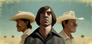 No Country for Old Men by infernovball