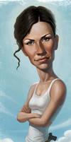 Evangeline Lilly by infernovball