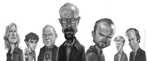 Breaking Bad by infernovball