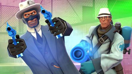 Kritzen Spy-den [Thumbnail] by SkyminSlash