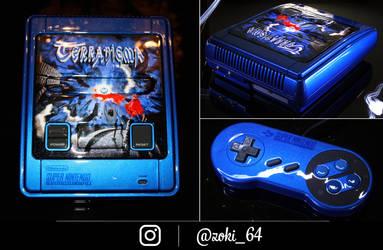 custom Terranigma SNES by Zoki64