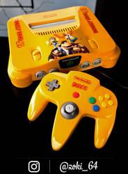 custom Donkey Kong 64 nintendo 64 by Zoki64