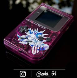 custom Nidoking Gameboy DMG by Zoki64