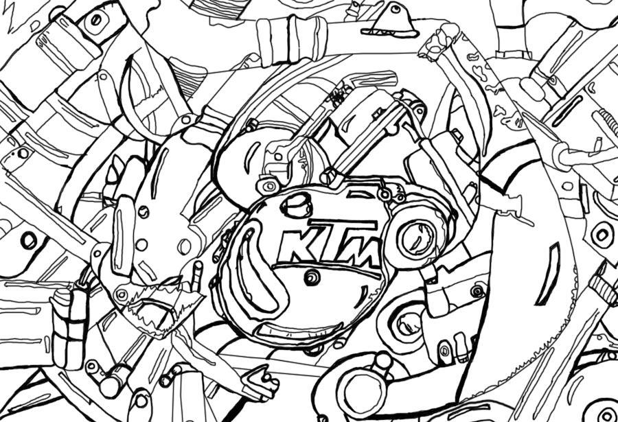 Lifan 125cc Wiring Diagram