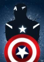 Captain America by Sno2