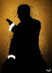Shadow of Ip Man by Sno2
