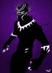 Black Panther by Sno2