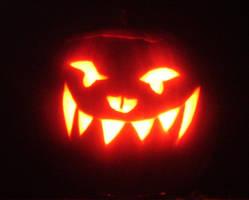 halloween by geezerdk