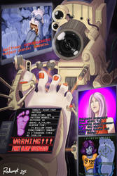 Infernal Machine (storyless) by Redscript77