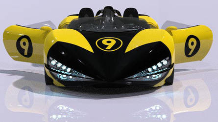 Racer X Model 2 by Quessey