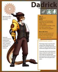 Dadrick Dragon Persona by Dadrick