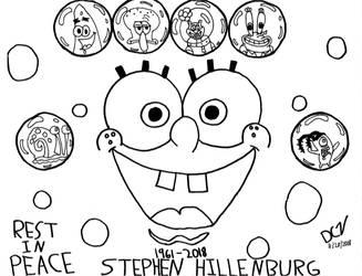 Stephen Hillenburg Tribute by DCZShostkey87259