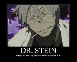 Dr. Stein by ninjapie25