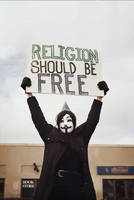 Anonymous and Scientology 06 by Wrote-off-the-World