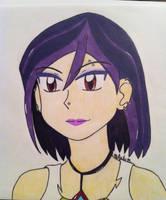 Nikki Wong by mika-la