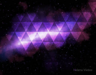 Galaxy by llenalove