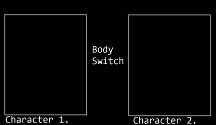 Body Switching Meme by KeybladeMagicDan