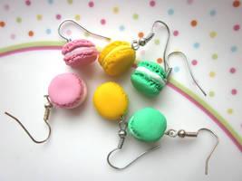 Mini Macarons by JewelleryByABC