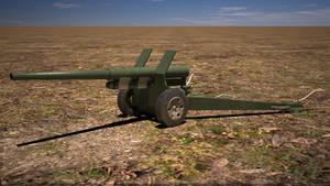 Artillery View 1 by MMitov