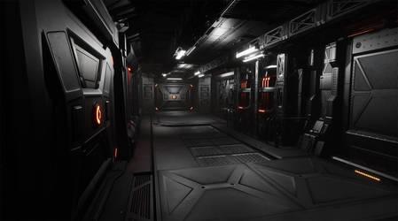 W. I. P. - Sci-fi modular environment by MMitov