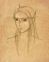 Aminas Sketch by Chajiko
