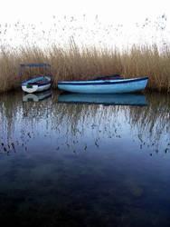 Boatmen by Adsarta