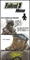 Fallout 3 Meme by miro42