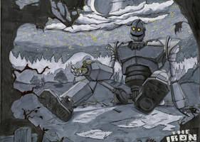 Iron Giant by Dariel-92