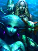 Noble Zora Ladies by bellhenge