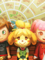 Isabelle in the BellSubway by bellhenge