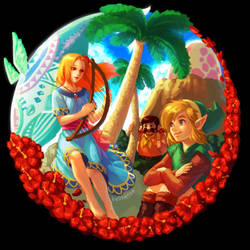 LINK'S AWAKENING by bellhenge