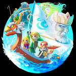 THE WIND WAKER by bellhenge