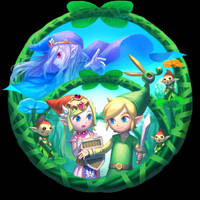THE MINISH CAP by bellhenge