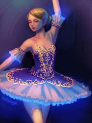 Ballet Waltz by bellhenge