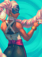Twintelle by bellhenge