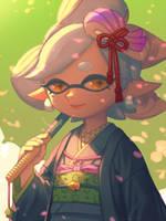 Kimono Marie by bellhenge