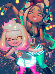 Off the Hook by bellhenge