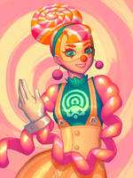 Lola Pop by bellhenge
