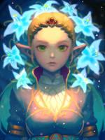 Silent Princess by bellhenge