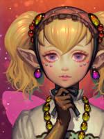 Re: Princess Agitha by bellhenge