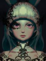 Lace Girl by bellhenge