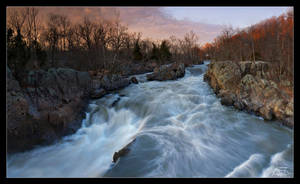 Surge - Great Falls III by fr1gidity