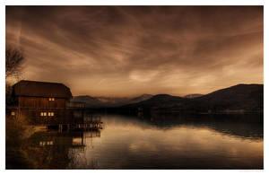 boathouse by zero-