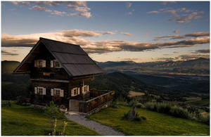 romantic cottage II by zero-
