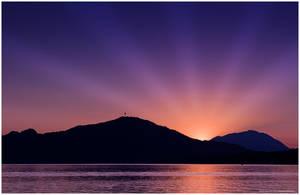 purple lake by zero-