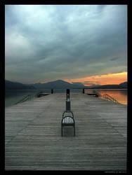 autumn evening III by zero-
