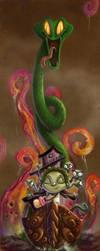 Medusa by tiaggotampinha