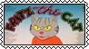 Fritz The Cat stamp by SheiksDWeirdo