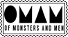 Of Monsters and Men stamp by SheiksDWeirdo