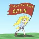 Commisions open by XmateusD